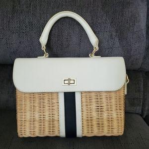 Talbot straw hand bag 👜